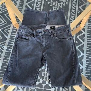 Volcom Vorta Slim Straight Jeans